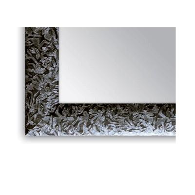 Καθρέπτης Personal Tατού 10 γκρι-μαύρο μοτίβο 6.5cm OEM