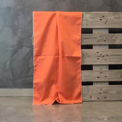 Έτοιμη κουρτίνα ραμμένη με τρέσα 1042/G20 Κόκκινο/Πορτοκαλί 140X300