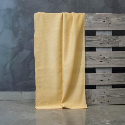 Έτοιμη κουρτίνα ραμμένη με τρέσα AD1-645/C8 Κίτρινο 140Χ305