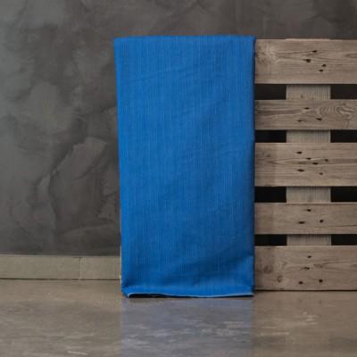 Κουρτίνα με το μέτρο RR022-1701/17 Μπλε - Πετρόλ