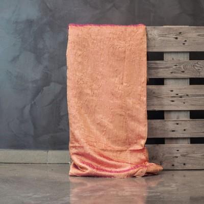 Έτοιμη κουρτίνα ραμμένη με τρέσα 133192/C005 Σομόν