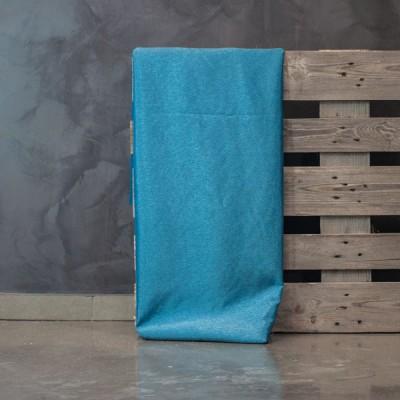 Έτοιμη κουρτίνα ραμμένη με τρέσα 20979/15 Μπλε 140X300