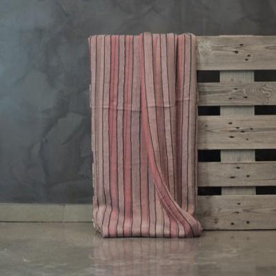 Έτοιμη κουρτίνα ραμμένη με τρέσα ADO-984/4 Βυσσινί