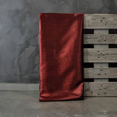 Έτοιμη κουρτίνα ραμμένη με τρέσα AD-11056/1 Βυσσινί