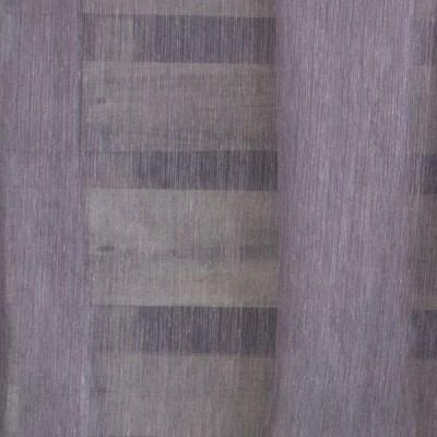 Έτοιμη κουρτίνα ραμμένη με τρέσα A-0903-0118-13-018 Μοβ