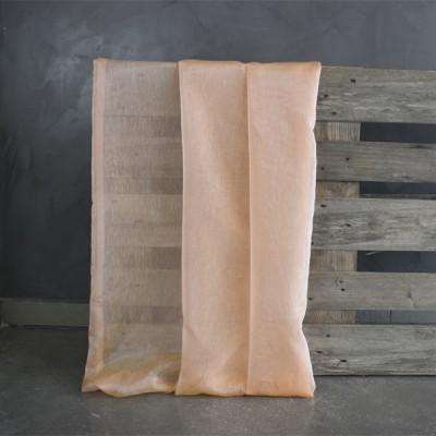 Κουρτίνα με το μέτρο 1043-E9 Σομόν