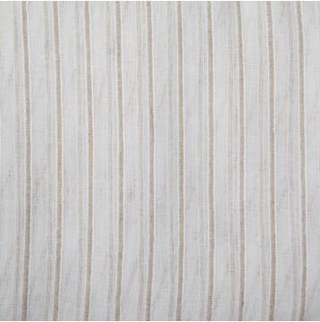 Έτοιμη Κουρτίνα με τρουκς 140X240 Μπεζ Voil 298