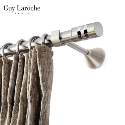 Inox κουρτινόξυλο Capital Φ25 160cm by Guy Laroche