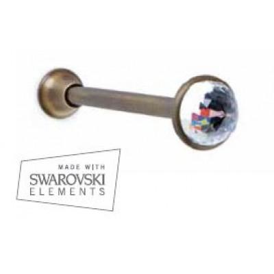 Αμπράζ Κουρτίνας Anartisi A9 με Swarovski αντικέ-
