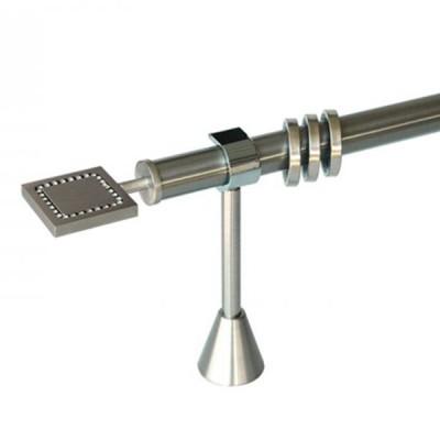 Μεταλλικό κουρτινόξυλο Φ25 Νο  07 strass 160cm   OEM