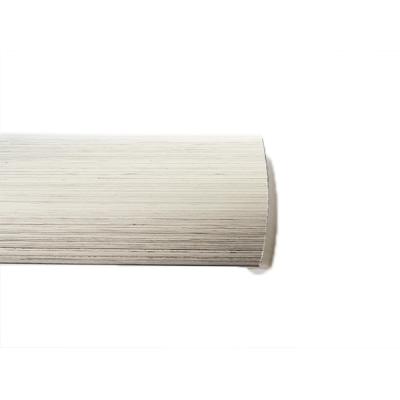 Κουρτινόξυλο μετόπη Brava 2015 ασημί OEM