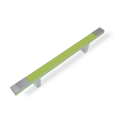Κουρτινόξυλο μετόπη Elegant EKO 19 πράσινο με σιδηρόδρομο OEM