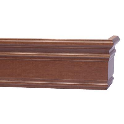 Κουρτινόξυλο μετόπη ξύλινη ΒΕΓΚΑ ΚΑΡΥΔΙ OEM