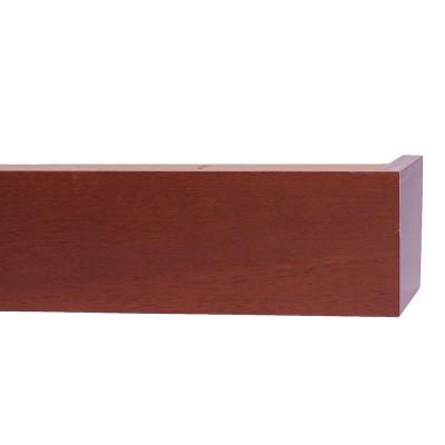 Κουρτινόξυλο μετόπη ξύλινη 8020 ΙΣΙΟ ΜΕΛΙ OEM