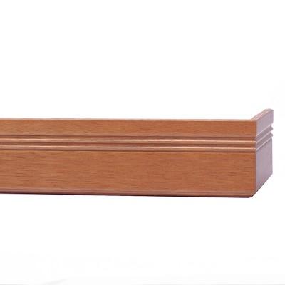 Κουρτινόξυλο μετόπη ξύλινη ΤΕΡΝΙ ΜΕΛΙ OEM