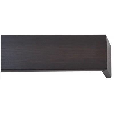 Κουρτινόξυλο μετόπη ξύλινη Viometale Andriana  Βέγκε 340
