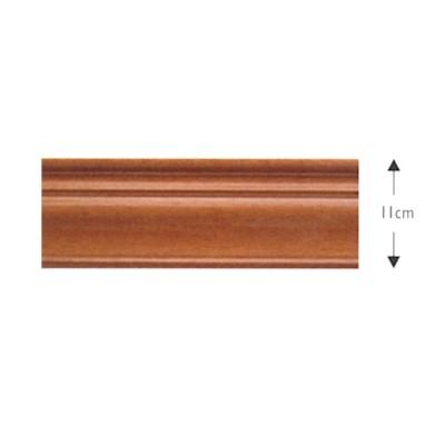 Κουρτινόξυλο μετόπη ξύλινη ΜΕΡΙ ΜΕΛΙ OEM