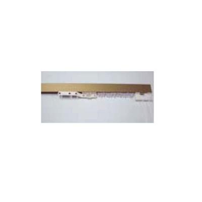 Σιδηρόδρομος πλακέ με ένα μηχανισμό ασημί OEM