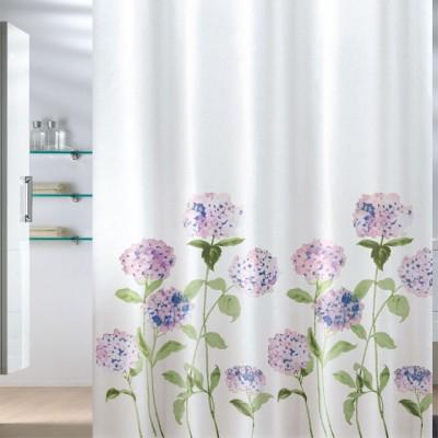 Κουρτίνα μπάνιου υφασμάτινη JOY Ortansia 180x200
