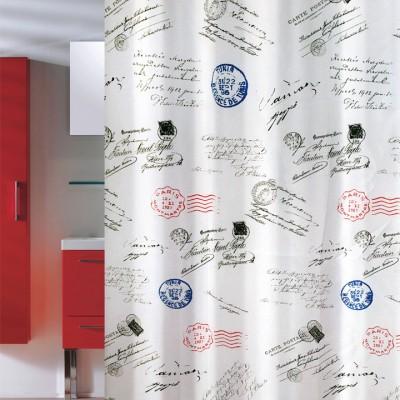 Κουρτίνα μπάνιου υφασμάτινη JOY Post 180x200