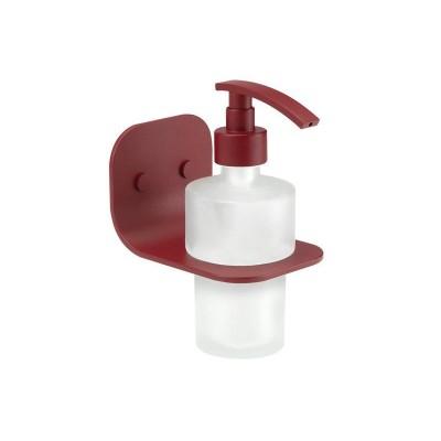Διανομέας σαπουνιού - Ντισπένσερ  Avaton  Sanco Z121-120122 Μπορντώ
