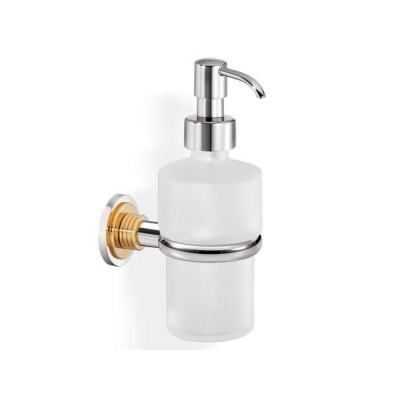 Διανομέας σαπουνιού - Ντισπένσερ Versus Sanco A4-14822 χρώμιο - χρυσό
