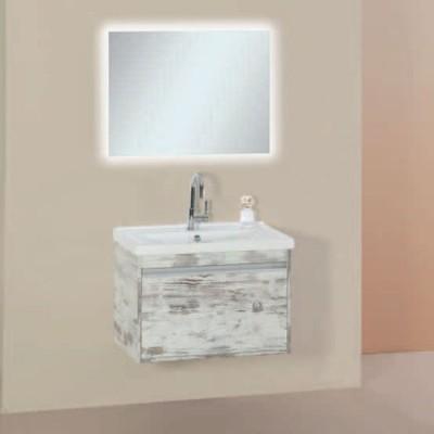 Έπιπλο μπάνιου 80x57 Αθέρας-Atheras 932