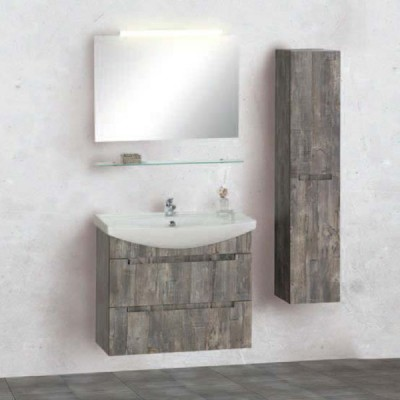 Έπιπλο μπάνιου 85x73 Κυρήνη-Kirini 944-927K