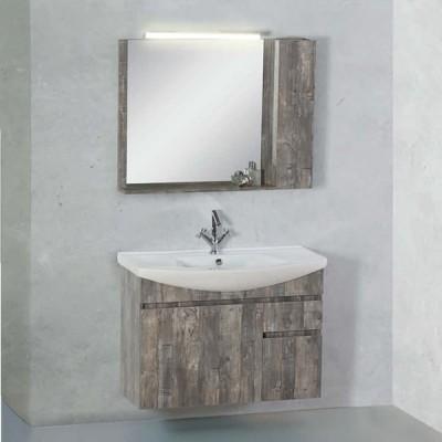 Έπιπλο μπάνιου 100x73 Μέλων-Melon 937