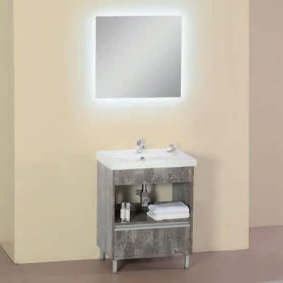 Έπιπλο μπάνιου 65x85 Μέλπις-Melpis 936