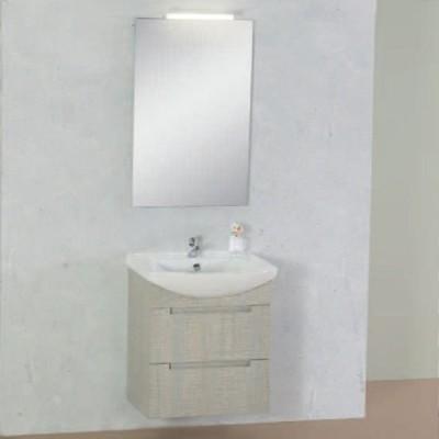 Έπιπλο μπάνιου 65x73 Μέμφις-Memphis 946