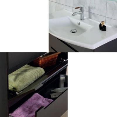 Έπιπλο μπάνιου 100x73 Αλκινόη-Alkinoi 943