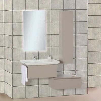 Έπιπλο μπάνιου 80x37 Αλία-Alia  671B