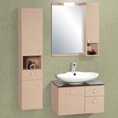 Έπιπλο μπάνιου Δρύα-Dria 70x43 σε 2 αποχρώσεις