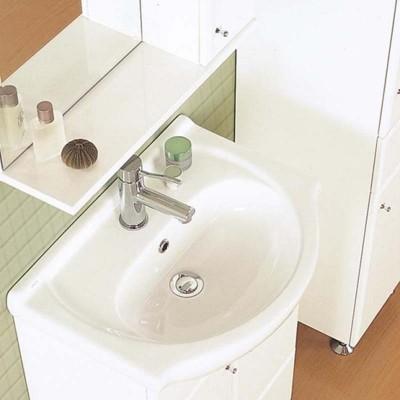 Έπιπλο μπάνιου 56x85 Λευκό