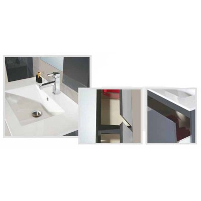 Έπιπλο μπάνιου Έρις/Eris 75x42 σε 14 αποχρώσεις