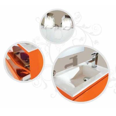 Έπιπλο μπάνιου Έρση-Ersi 55x52 σε 14 αποχρώσεις