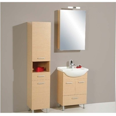 Έπιπλο μπάνιου Φύλλις-Filis 56x85 σε 6 αποχρώσεις