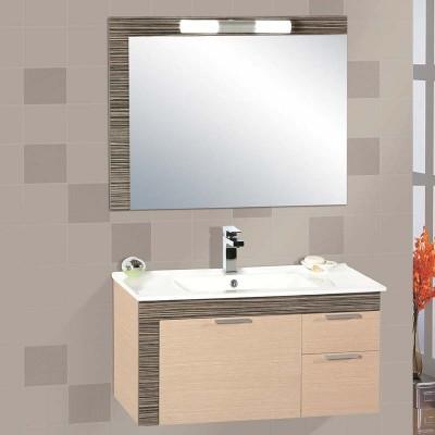 Έπιπλο μπάνιου Καλλιρόη-Kaliroi 90x47 σε 2 αποχρώσεις