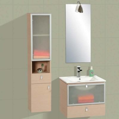 Έπιπλο μπάνιου 60x54 σε 2 αποχρώσεις