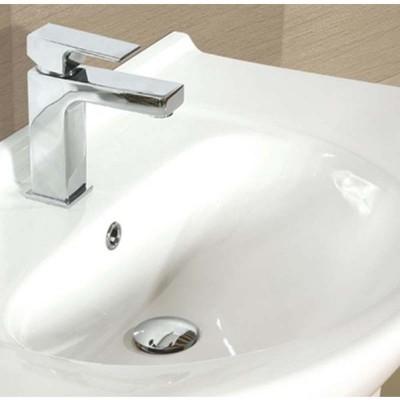 Έπιπλο μπάνιου 86x85 Λευκό