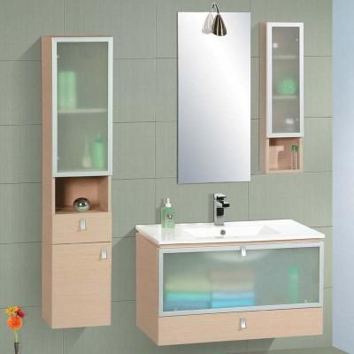 Έπιπλο μπάνιου 90x54 σε 2 αποχρώσεις