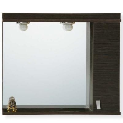 Καθρέπτης Ντουλάπι Μπάνιου 317A 70cm σε 2 αποχρώσεις