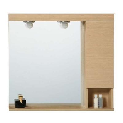 Καθρέπτης Ντουλάπι Μπάνιου 325 60cm σε 2 αποχρώσεις