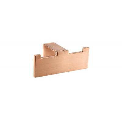 Άγκιστρο μπάνιου διπλό Allegory Sanco AB6-25618 Χρυσό ματ