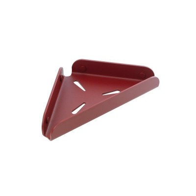 Σπογγοθήκη  μπάνιου γωνιακή Avaton  Sanco Z121-120143 Μπορντώ