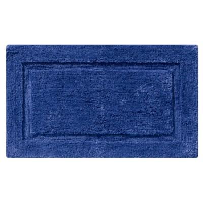 Ταπέτο μπάνιου BORDER BLUE  και 50x80