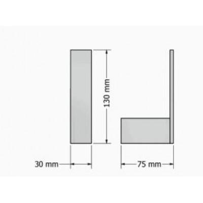Χαρτοθήκη μπάνιου εφεδρική Allegory Sanco A3-25616