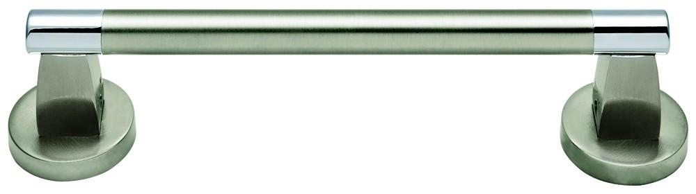 Λαβή Εξώπορτας Viometale 04.700 νίκελ ματ/χρώμιο