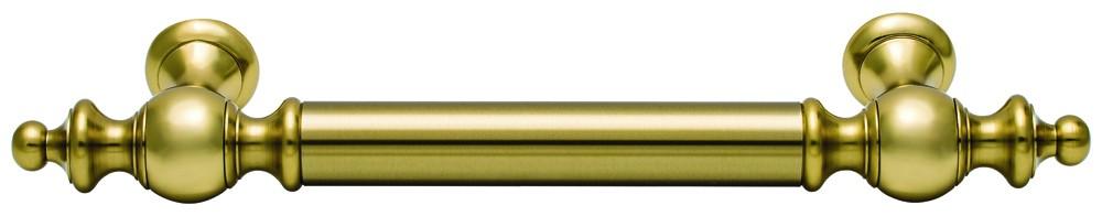 Λαβή εξώπορτας Viometale 04.6000 χρυσό/χρυσό ματ